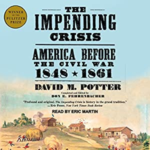 The Impending Crisis Audiobook