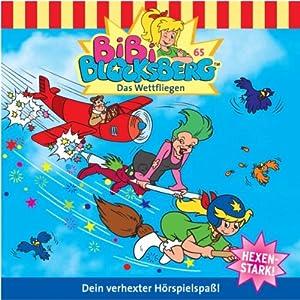 Das Wettfliegen (Bibi Blocksberg 65) Hörspiel