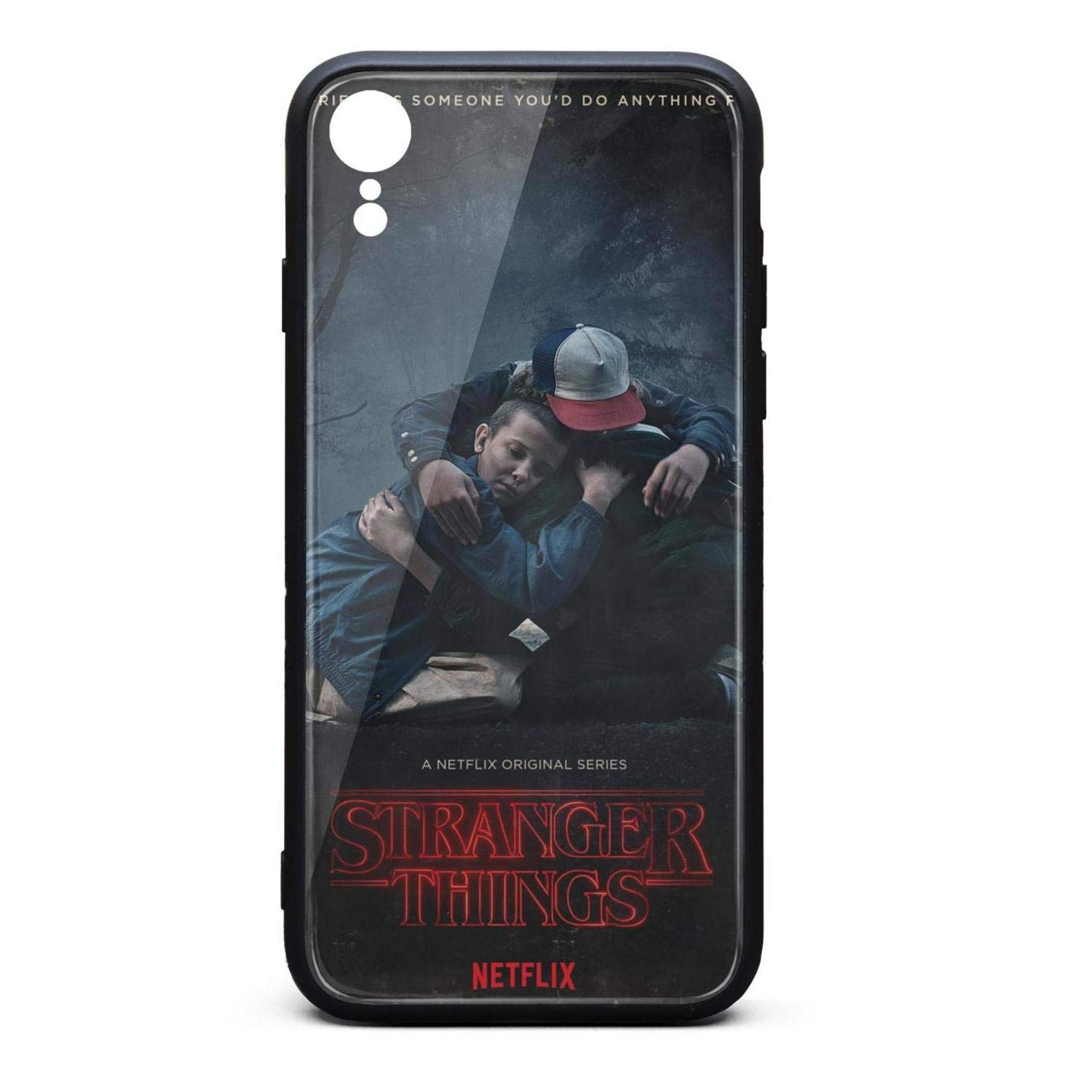 Amazon Com Iphone Xr Cover Case The Stranger Thing Season 3