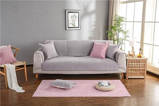 NHockeric - Funda de sofá Impermeable, Cojín de Tela de ...