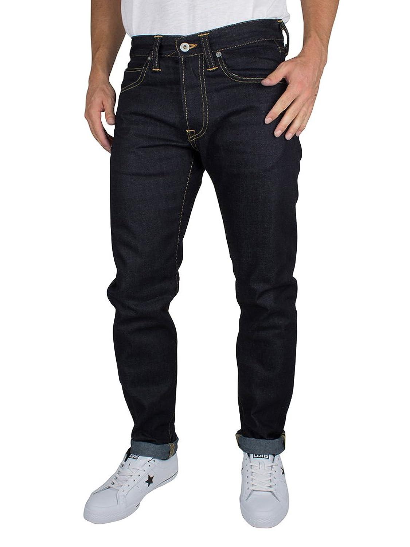 Edwin Herren ED-55 Regular Jeans in Karottenform, Blau
