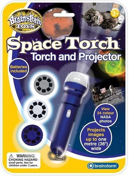 mysunshine Brainstorm espacio linterna proyector ciencia juguetes ...