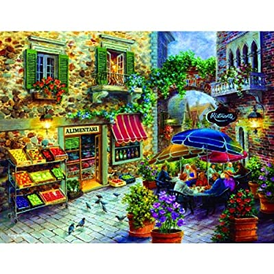 Contentment 1000 pc Jigsaw Puzzle by SunsOut: Toys & Games