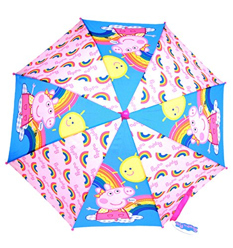 Peppa Pig Umbrella Girl Umbrella Entertainment One