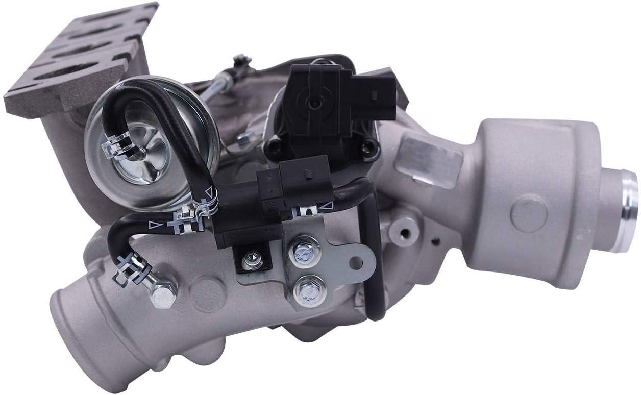 Bapmic 06D145701H Turbo Turbocharger for Audi TT A3 A4 Quattro