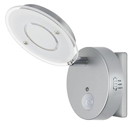 Trango TG2636-014 - Luz led nocturna con función automática directa, 230 V,