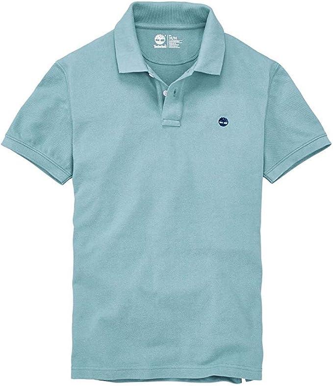 scegli l'ultima nuovo concetto acquista per genuino Timberland Men's Millers River Pique Polo Shirt at Amazon Men's ...