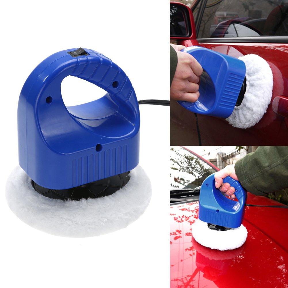 WinnerEco 12V Portable Car Auto Polisher Car Wax Polishing Machine by WinnerEco (Image #2)