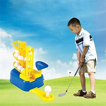 Juguete para niños pequeños Juego de juguetes de golf, Juego ...