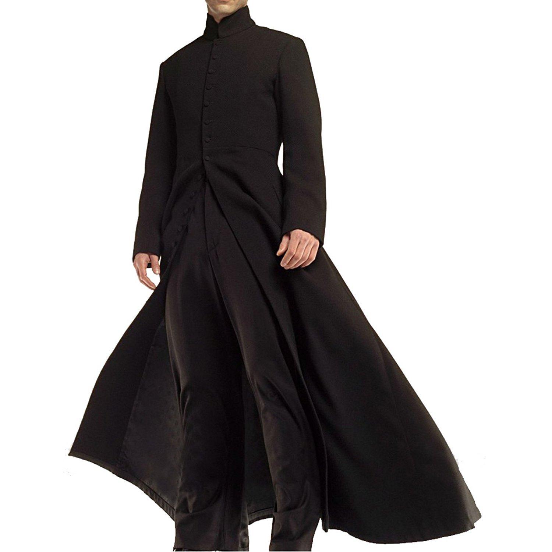 TALLA 3XL. Fashion_First Abrigo - para Hombre
