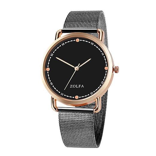Amazon.com : XBKPLO Mens Quartz Watch, Numeral Minimalist Business Fashion Gentleman Analog Wrist Watches Stainless Steel Mesh Strap : Pet Supplies