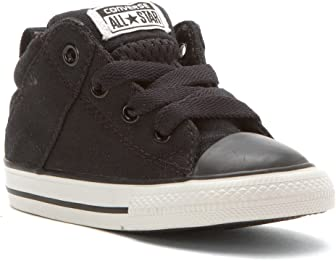Converse Kids' Chuck Taylor All Star Axel Mid Leather (Infant/Toddler)