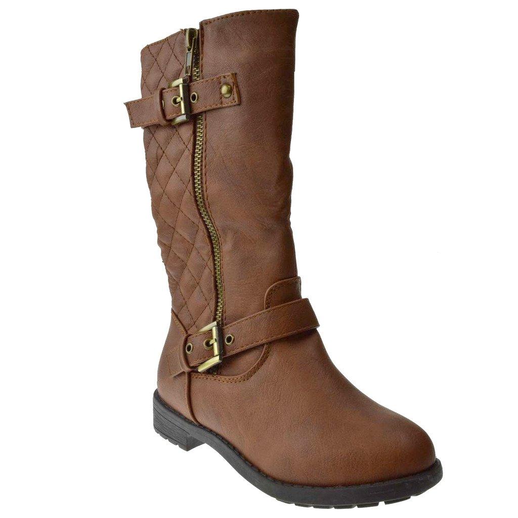 Lucky Top Girls Kids Pack-95K Riding Zipper Boots