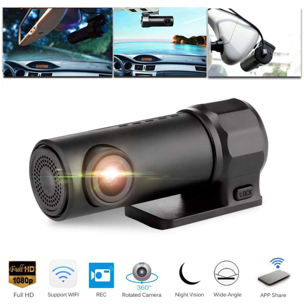 1080P Hidden Car Camera WIFI DVR Dash Cam Recorder Camcorder Night Vision CAM Durable