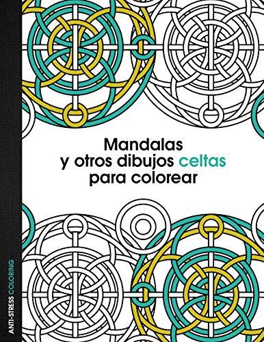 Dibujos de Mandalas inspiración celta
