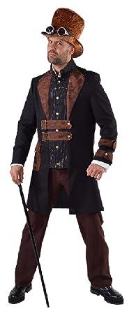 m216223 l steampunk kostum anzug herren gr l