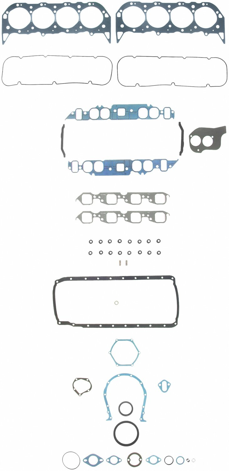 Sealed Power 260-1635 Engine Kit Gasket Set by Sealed Power (Image #1)