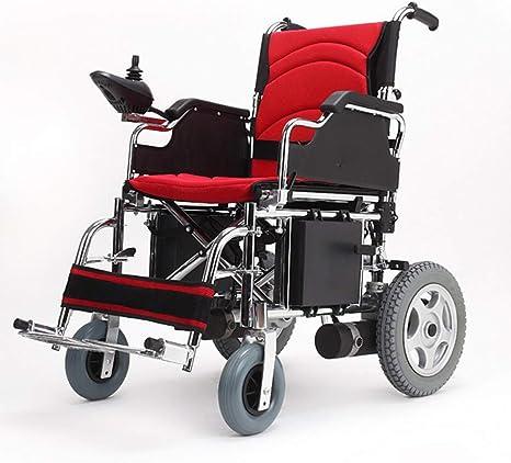 Silla de Ruedas Motorizada para Discapacitados de Edad Avanzada ...