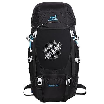 Amazon.com : Eshow Sports 40L Internal Frame Ultralight Waterproof ...