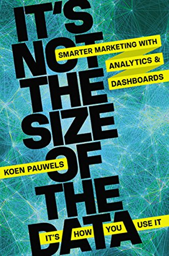 It's Not the Size of the Data — It's How You Use It: Smarter Marketing with Analytics and Dashboards