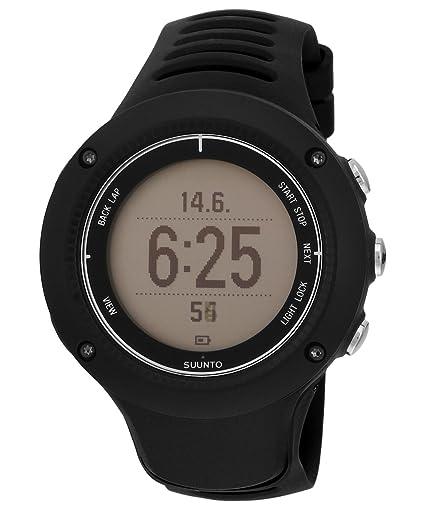 5980f2493abd Suunto Ambit2 R Black Reloj con GPS Integrado