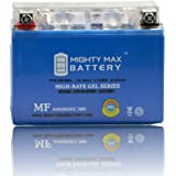 YTZ12S 12V 11AH 210CCA GEL MOTORCYCLE BATTERY - Mighty Max Battery brand product