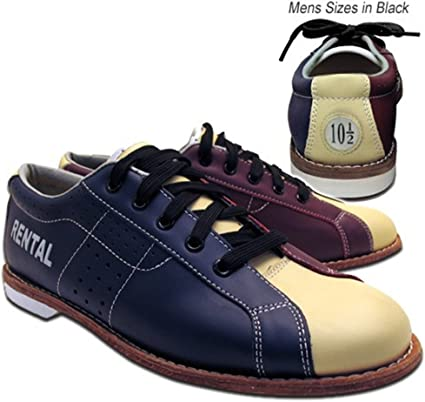 Mens Classic Plus Rental Bowling Shoes