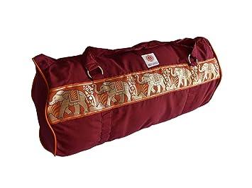 Yoga United Elephant - Bolsa para Yoga (Cereza), diseño de ...