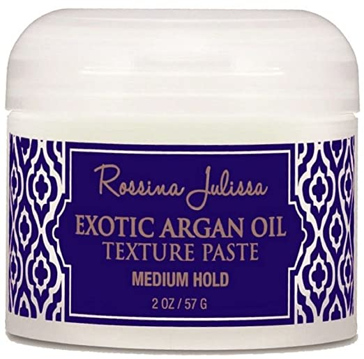 Exotic Argan oil Paste for thick curly hair - Rossina Julissa