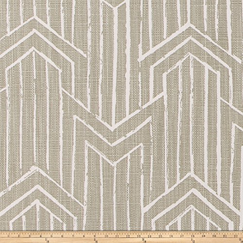 - Scott Living Toledo Luxe Linen Basketweave Pewter Fabric by The Yard
