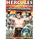 Hercules and the Tyrants of Babylon (1964) / Colossus and the Amazon Queen