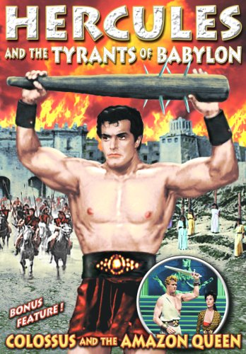 Hercules and the Tyrants of Babylon (1964) / Colossus and the Amazon Queen (1960) (Colossus And The Amazon Queen compare prices)