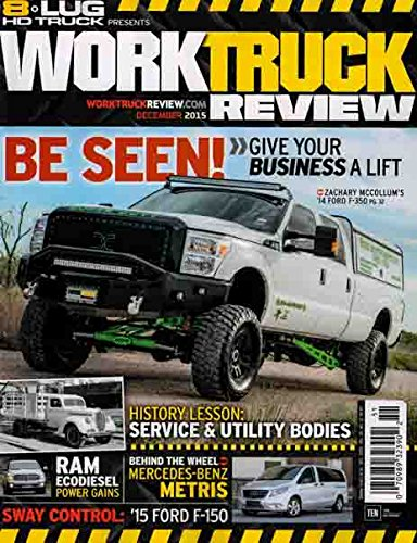 Work Truck Review Issue #51 2015 ebook