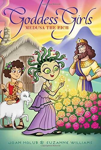 Medusa the Rich (Goddess Girls)