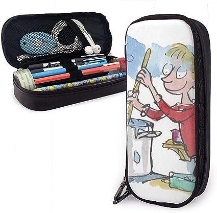 Estuche de lápices médico Estuche de lápices Organizador de bolsas de maquillaje Estuche para bolígrafo Estuche para lápices: Amazon.es: Oficina y papelería