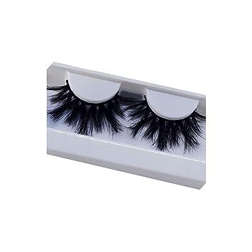 3d6b5025278 2019 25mm Long 3D Mink Lashes Extra Length Mink Eyelashes Big Dramatic  Volume Eyelashes Strip Thick