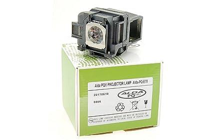 Alda PQ-Premium, Lámpara de proyector para EPSON EB-S18 ...