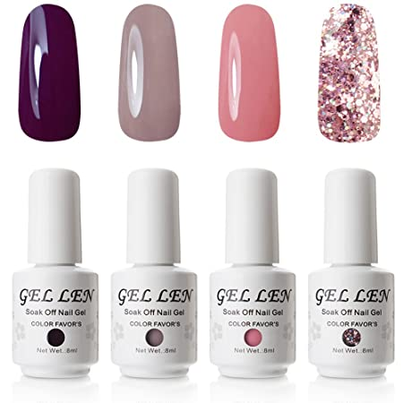 Gellen Grace Nail Polish Set