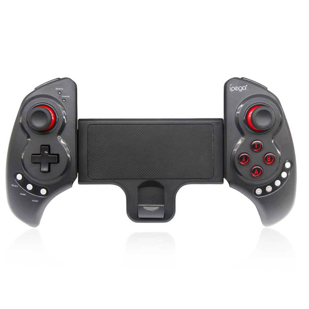 OOFAY PG-9023 Telescopic Wireless Game Controller Smartphone Gamepad Compatible With Android/IOS Ebook Tablet TV PC Extend Bluetooth Controller
