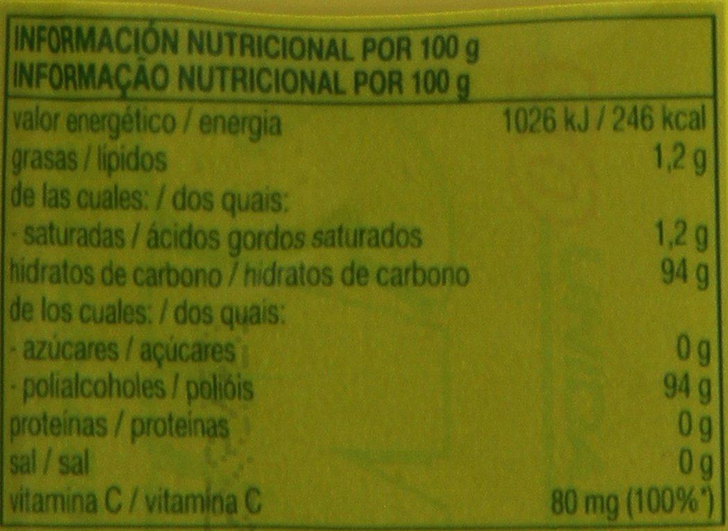 Smint - Caramelos comprimidos con Vitamina C sin azúcar - Sabor a limón - 50 unidades: Amazon.es: Alimentación y bebidas