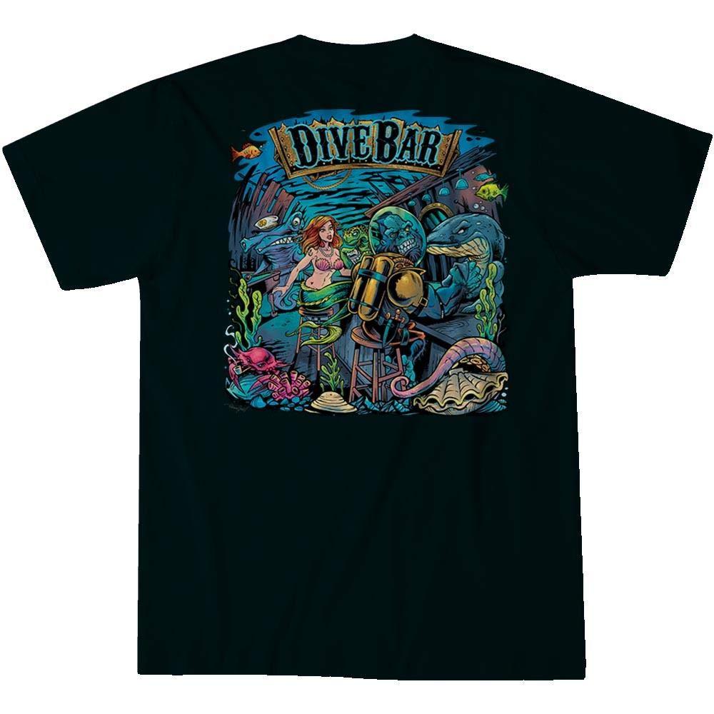 Island Jay Dive Bar T-Shirt