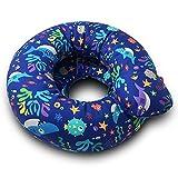 Monster Park Twist Neck Pillow for Kids (Shark Family)