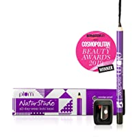 Plum Natur Studio All Day Wear Kohl Kajal With Free Sharpener, 1.2g