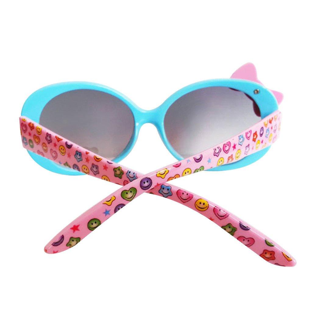 0edd704bdc MagiDeal 2pcs Gafas de Sol Anteojos de Moda de Bebés Juguetes Educativos  Decoración de Habitación: Amazon.es: Juguetes y juegos