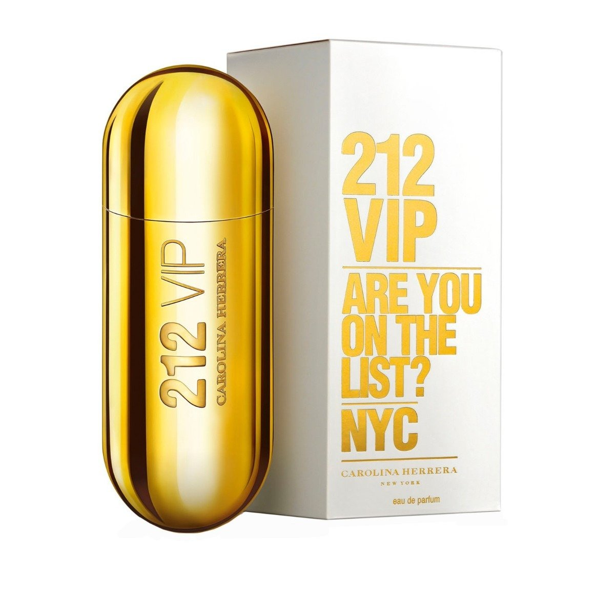 Amazon.com : Carolina Herrera 212 VIP Eau de Parfum Spray, 1.7 Ounce :  Beauty