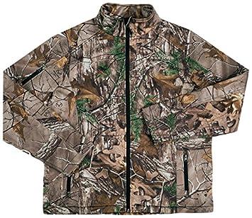brand new f3ef0 25ebd NFL Atlanta Falcons Huntsman Softshell Jacket, Real Tree Camouflage, 2X
