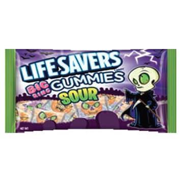 Lifesavers Big Ring Gummies Nutritional Information