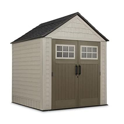 Big Max Storage Shed Great For Storing Riding