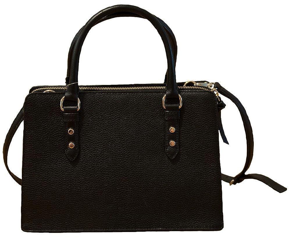 9ca67ca9a3 Amazon.com  Kate Spade New York Mulberry Street Lise Purse (Black)  Shoes