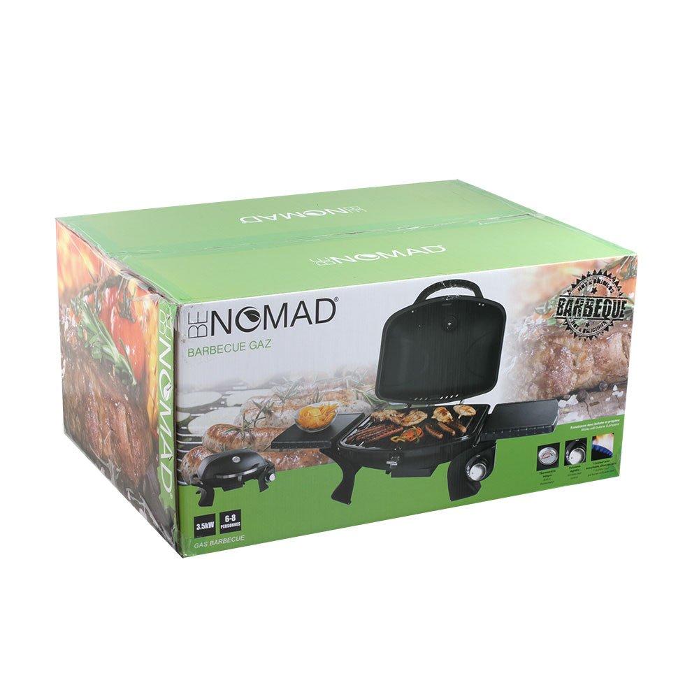 Be Nomad doc171/barbacoa Gas Negro